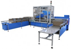 RC01 – Machine For Packing Plastic Tubes Straws Or Sticks